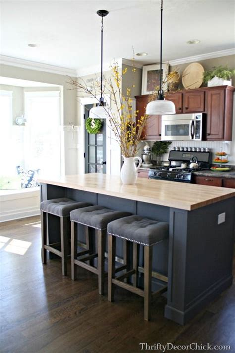 permanent kitchen islands best 25 kitchen islands ideas on diy bar