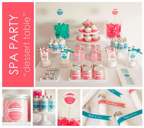 spa ideas 1000 images about emily s spa birthday on pinterest spa party spa birthday parties and