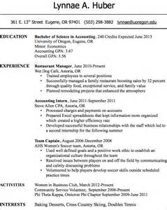How To Put Cpa Candidate On Resume by Resume Lynnae Huber