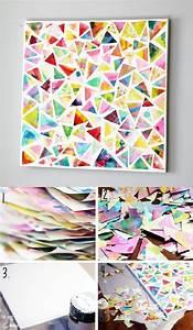 Diy, Abstract, Art, Ideas