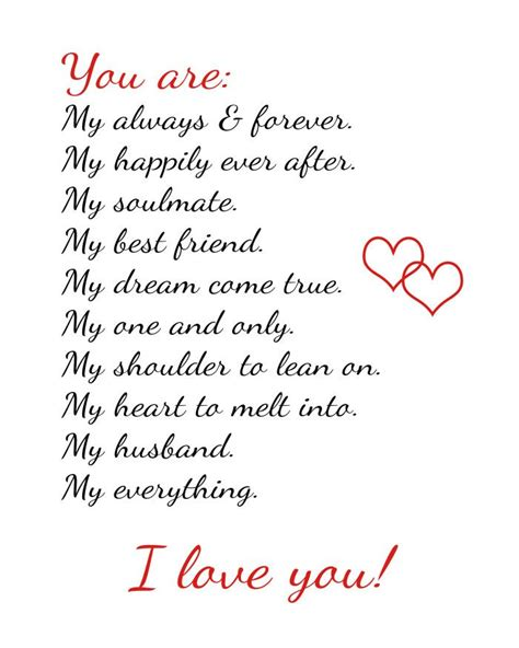 I Love My Husband Quotes Adorable Love Quote To My Husband  I Love My Husband Quotes And Sayings