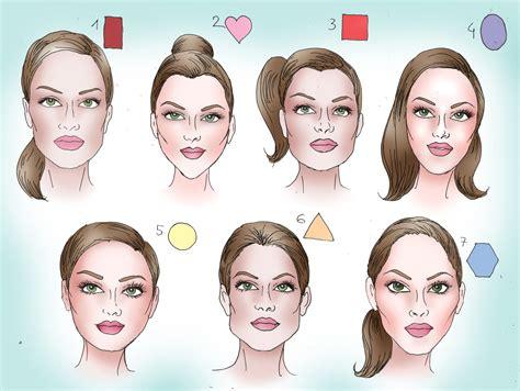 choose  perfect hairstyle   face shape sabi