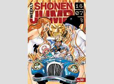 Weekly Shonen Jump #232 No 33, July 18, 2016 Issue