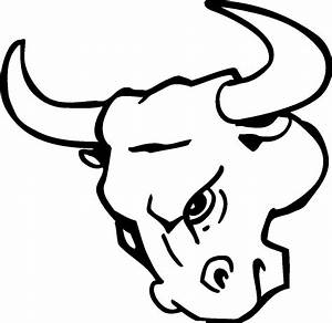 Bull Head Logo Outline | www.imgkid.com - The Image Kid ...