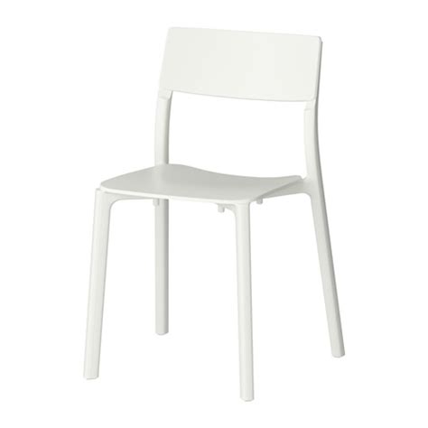 chaise blanche ikea janinge chair ikea