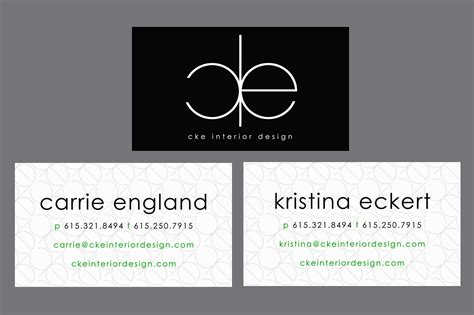 Cke Interior Design Business Cards On Behance Add Business Card Outlook Options Pnc Scan To Contacts Virtual Staples How Photoshop Microsoft Format Italicized Printing North Sydney