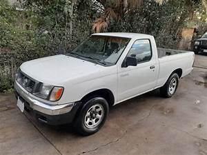 2000 Nissan Frontier Single Cab Manual Transmission  2200