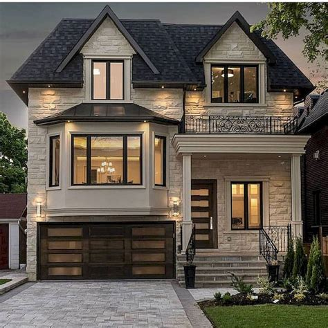 popular dream house exterior design ideas house
