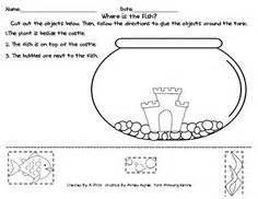 positional words images kindergarten math