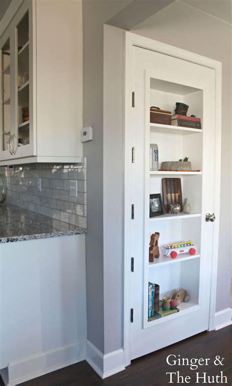 diy bookcase closet door hometalk diy bookshelf door