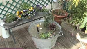 Le Originale Recup by D 233 Co R 233 Cup Pour Le Jardin Une Bassine En Zinc