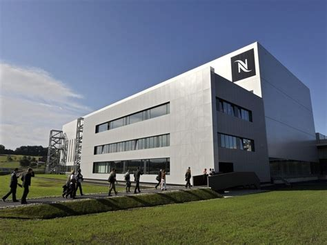 siege nespresso nespresso va construire une usine à romont et créer 400