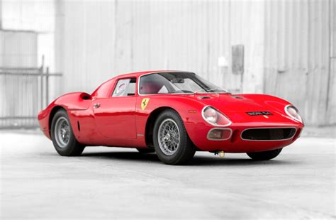 The most expensive cars were usually developed around 1960. 100 of The Most Expensive Ferraris Ever Sold
