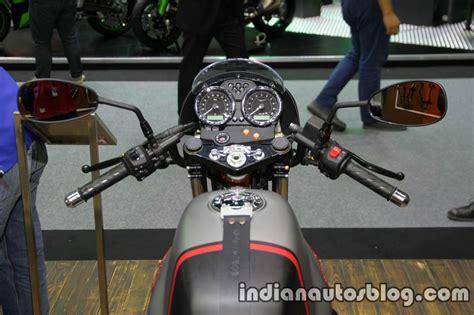 Gambar Motor Moto Guzzi V7 Ii by Moto Guzzi V7 Ii Racer Clipons At Thai Motor Expo