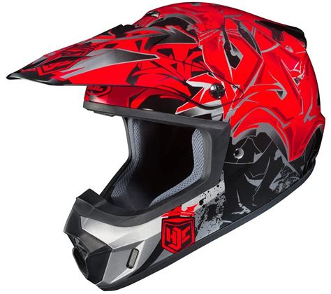 hjc motocross helmets 86 73 hjc cs mx 2 csmx ii graffed motocross mx off road