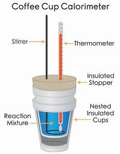 Coffee Cup Calorimeter Diagram