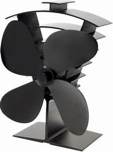 Ventilateur Pour Poele A Bois : ventilateur autonome pour po le bois chauffage au bois ~ Dallasstarsshop.com Idées de Décoration
