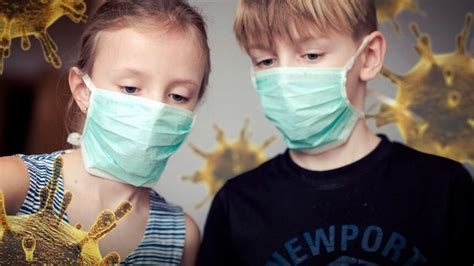 How to keep kids in masks while at school