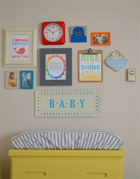 decoration murale chambre bebe déco mur chambre bébé 50 idées charmantes
