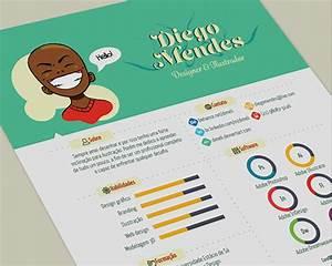 Advertising Resume Templates 50 Simple Creative Resume Cv Design Ideas Examples