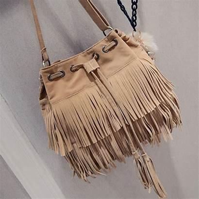 Retro Suede Handbags Femme Pelle Bags Handbag