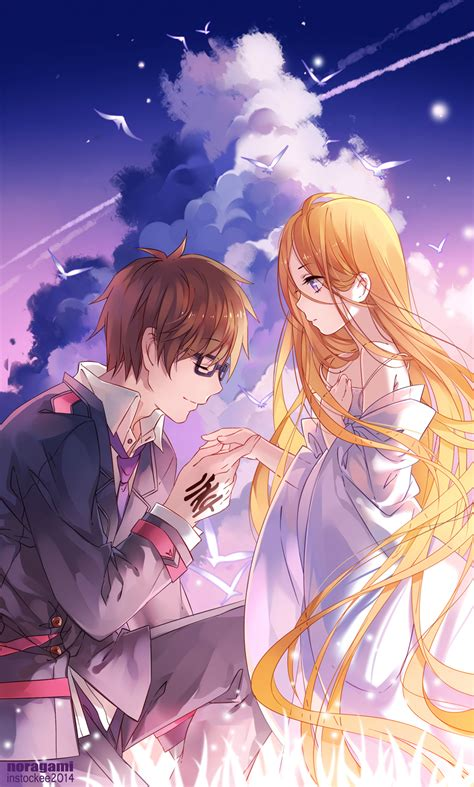 Anime Wallpaper Fanart - bishamonten noragami zerochan anime image board