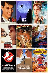 22 Films From The 80s I Want My Kids To Watch Before They
