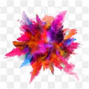 Color Splash Fashion Vector Color PNG and Vector for