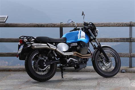 Moto Guzzi V7 Ii Wallpapers by 2016 Moto Guzzi V7 Ii Scrambler Abs Review
