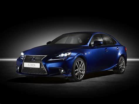 2013 Lexus Is 300h F Sport