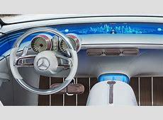 MercedesMaybach Vision 6 Cabriolet Asphaltech
