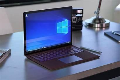 Surface Laptop Windows Microsoft Dan Os Hard