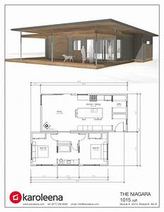 Tiny House Pläne : the niagara by karoleena 1015 sf home small living in 2019 haus pl ne haus grundriss ~ Eleganceandgraceweddings.com Haus und Dekorationen