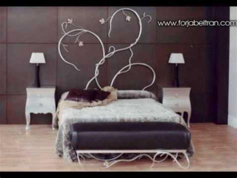dormitorios de lujo nuevas colecciones en camas de forja