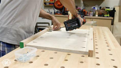 diy drill press stand  storage  plans