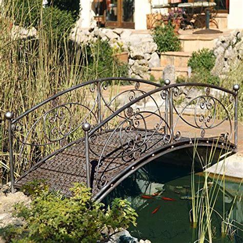 Pötschke Ambiente Gartenbrücke Ponte Di Venezia, Groß Test