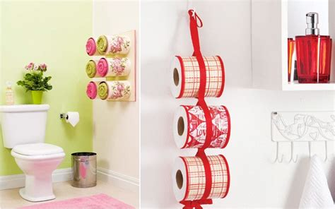 Bathroom Organizing Ideas-towel Storage Made Of