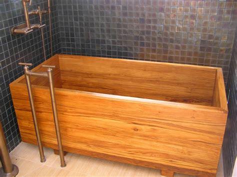 Wooden Bathtubs  Luxury Wood Tubs  Our Portfolio