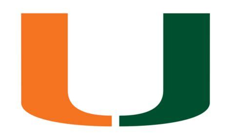University Of Miami Logo, University Of Miami Symbol