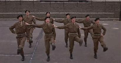Python Monty Gay Militaire Soldiers Welovebuzz Obligatoire