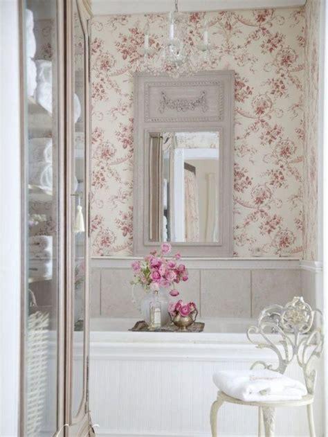 salle de bain style cagne chic les 25 meilleures id 233 es de la cat 233 gorie salles de bains romantiques sur bain