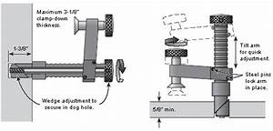 Instruction How To Use The Veritas Surface Clamp