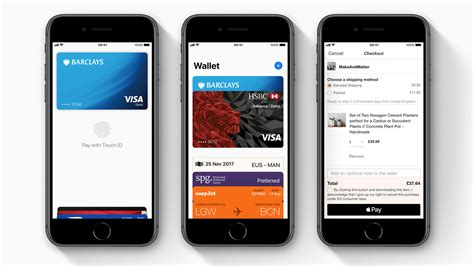 iphone apple pay how to use apple pay on iphone macworld uk