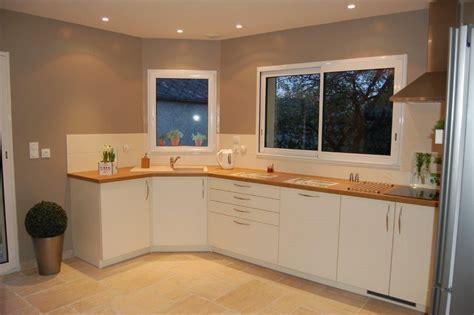 idee peinture meuble cuisine peindre une cuisine cuisine deco peinture img2 deco