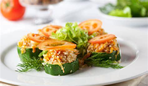 como elegir el mejor menu vegetariano  tu boda