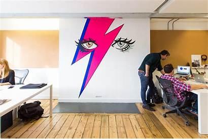 Office Creative Wall Soul Creativity Murals Mural