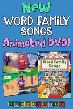 cvc words  word families images cvc words