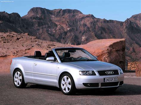 Audi Cabriolet Picture