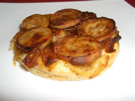 cuisiner boudin blanc tarte au boudin blanc et chutney de pommes pour 6