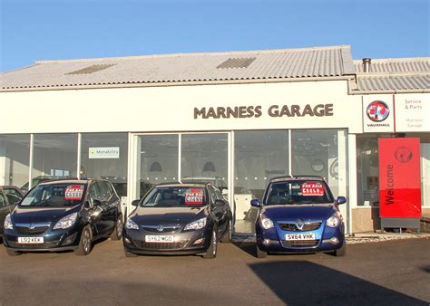 Marness Garage » New & Used Cars